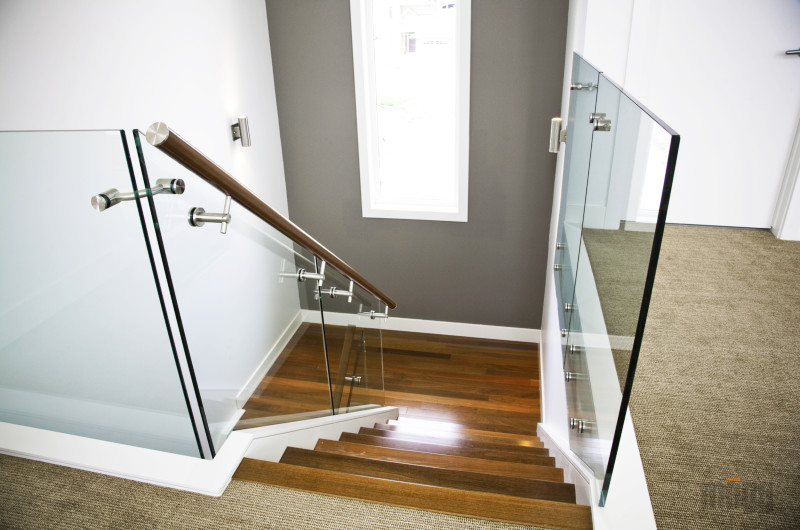 Gallery Glass Railing And Stainless Steel Railing