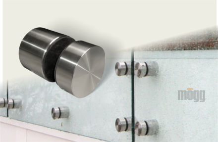 Structural Glass Railing Hardware